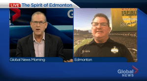 Spirit of Edmonton goes virtual (04:28)