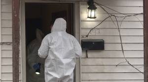 2 stabbing deaths at Pine Street rooming house  being treated as a murder investigation by Kingston Police (01:40)