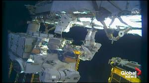 Third all-female spacewalk on ISS in NASA history