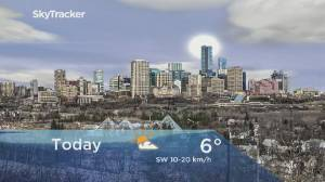 Edmonton early morning weather forecast: Friday, February 21, 2020