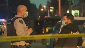 RCMP investigate Coquitlam condo tower shooting Wednesday night (01:00)
