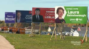 Liberal incumbent Dominic LeBlanc recovering in hospital as campaign team take over