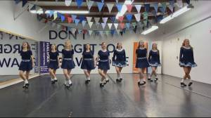 Local Irish dance academy finding ways to be awesome during pandemic (05:34)