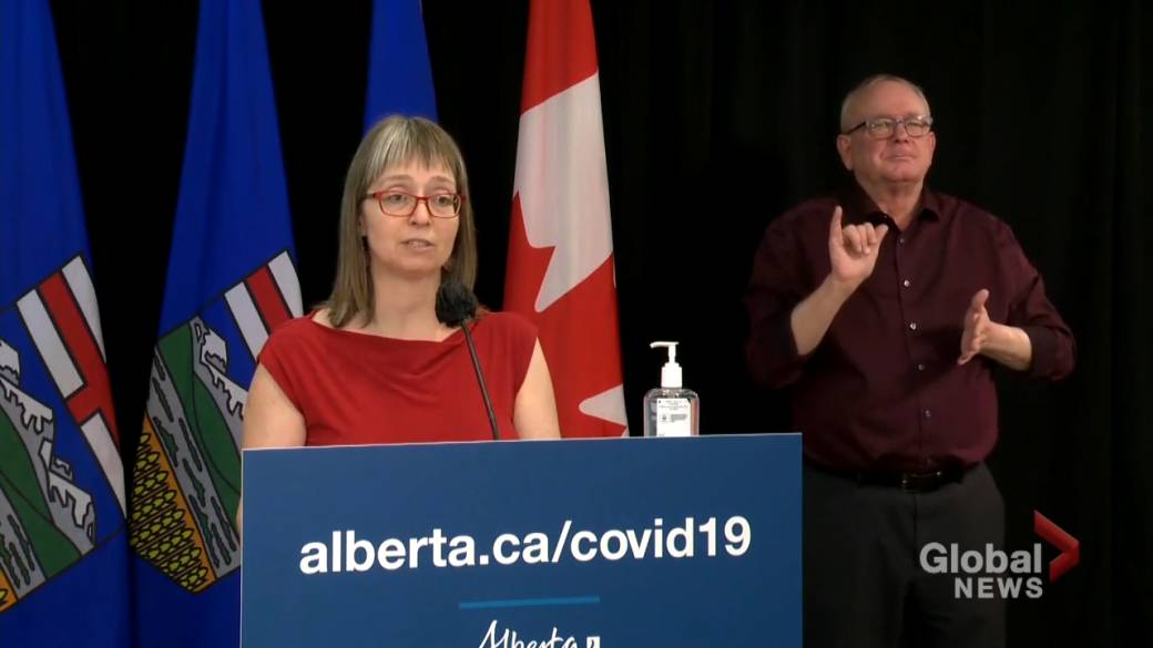Click to play video: 'Alberta changes timeline for second COVID-19 vaccine dose for certain immunocompromised patients'