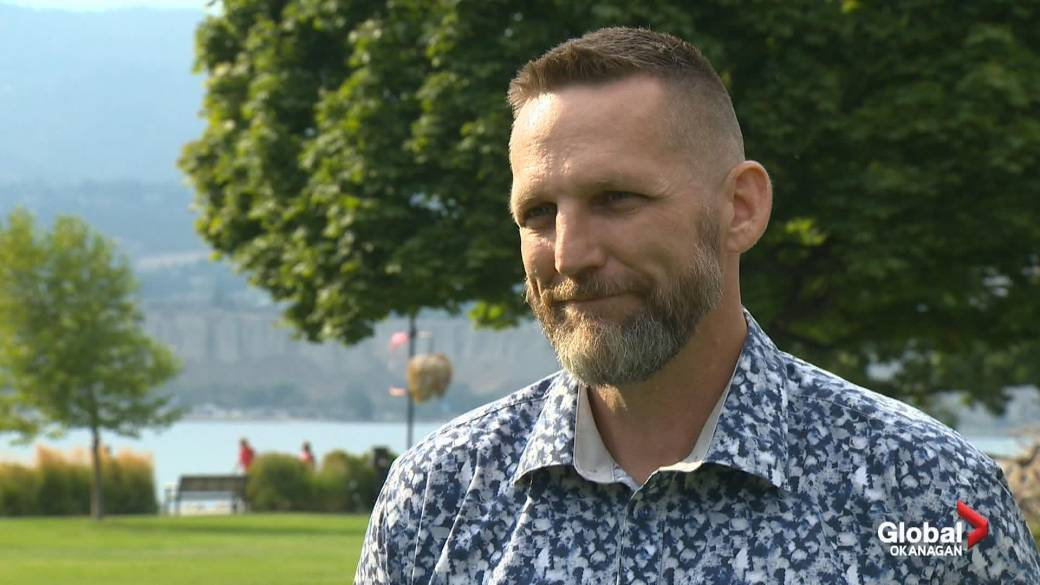 Click to play video: 'South Okanagan–West Kootenay 2021 PPC candidate'