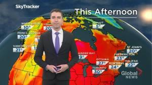 Saskatchewan weather outlook: June 29