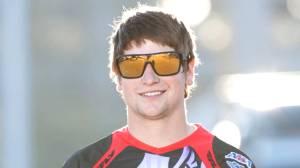 Alex Harvill dead: American daredevil, stunt rider killed in warmup crash for world-record jump (01:50)