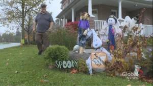 Calls to postpone Halloween amid frightening forecast