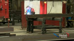 COVID-19: Quebec facing labour shortage crisis amid third wave (01:54)