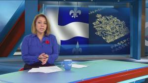 Global News Morning headlines: Wednesday November 6, 2019