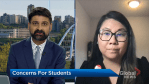 Concerns for students amid lifting COVID-19 restrictions