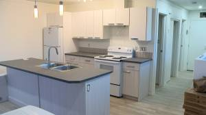 New affordable housing units in Rosedale nearing completion