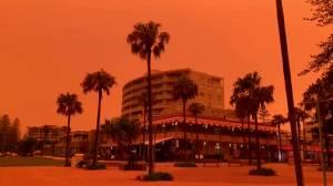 Australia in 'unchartered territory' amid bushfire crisis
