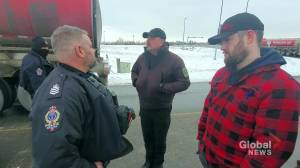 Regina police take down some Unifor blockades