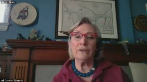Bennett won't commit to delay signing of agreement on Wet'suwet'en land rights (05:25)