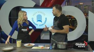 Chef Paul Shufelt previews the High School Culinary Challenge