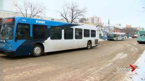 Saskatoon city council approves pilot program to protect bus drivers (01:35)