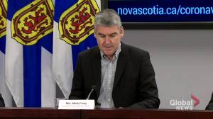Coronavirus outbreak: Nova Scotia declares state of emergency