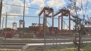 Legislation introduced to force striking Port of Montreal workers back to work (02:06)