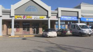RCMP arrest suspect after Vernon business robbed 3 times