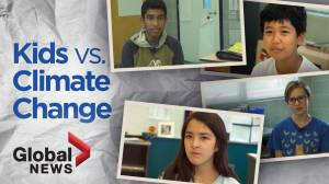 Kids answer: how would you fight climate change as prime minister?