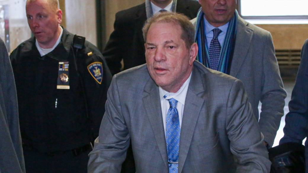Click to play video: 'Harvey Weinstein sentenced to 23 years in prison'