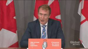 Coronavirus: Indigenous Services minister announces new government funding for indigenous communities