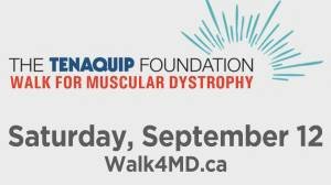 Walk for MD goes Virtual