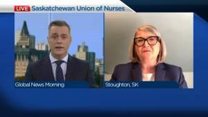 Nurses union: 'Incredible' pressure at Sask. hospitals (05:16)