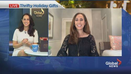 Holiday shopping on a budget | Watch News Videos Online