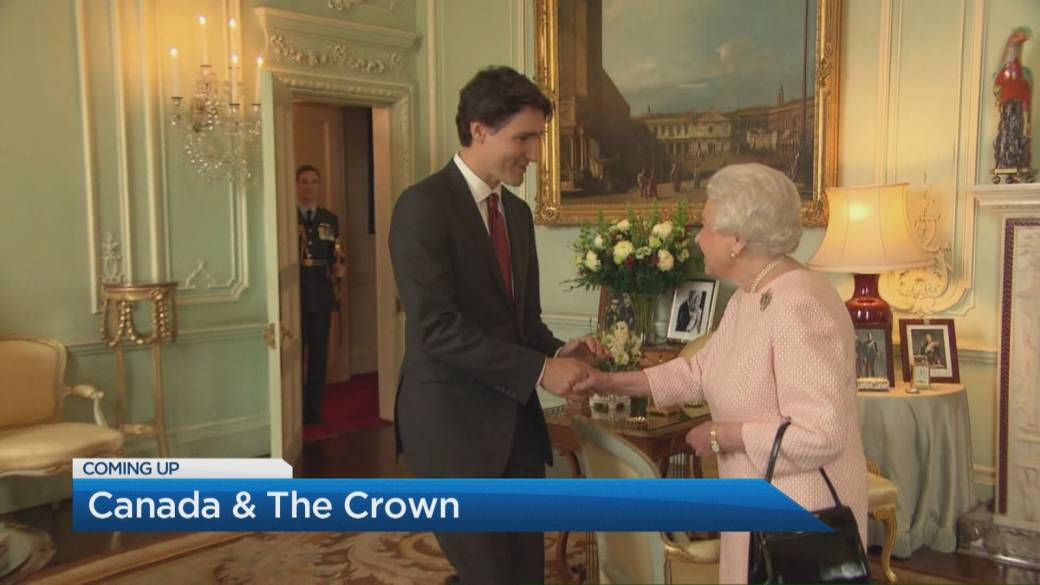 Click to play video: 'What's the monarch's role in Canada? Expert weighs in after Oprah interview'