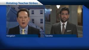 Expect more rotating teacher strikes next week
