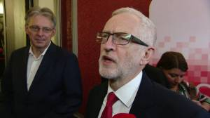 UK Labour's Jeremy Corbyn says they won't support new Brexit deal