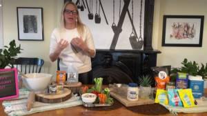 Julia Grieve talks us through Veganuary (05:54)