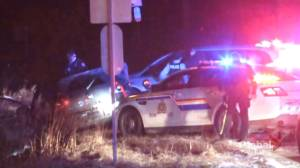 N.B. man charged with assaulting police officer with vehicle