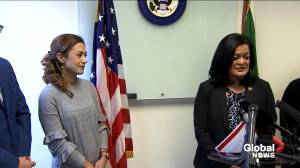 'We continue to have a very skewed notion of what it means to be an American citizen': Congresswoman Jayapal (01:57)