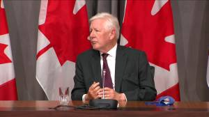 Bob Rae references George Orwell when it comes to his perspective on China