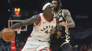 Raptors' Siakam named starter in his first NBA All-Star Game