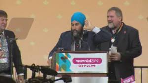 Singh builds momentum, focuses on gaining NDP's popularity