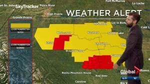 Edmonton weather forecast: Tuesday, August 11, 2020
