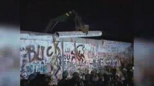 Marking 30 years since the fall of the Berlin Wall
