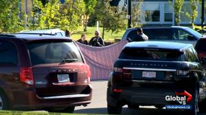 2 adults, 1 youth charged with first-degree murder in southeast Calgary homicide (01:34)
