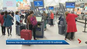 Travel health worries with COVID-19 (02:17)