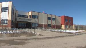 Student walkout planned at Calgary's Twelve Mile Coulee School (02:34)