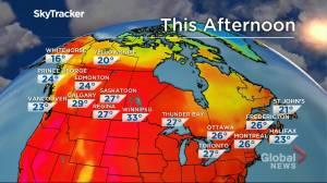 Winnipeg weather outlook: Aug. 3 (01:33)
