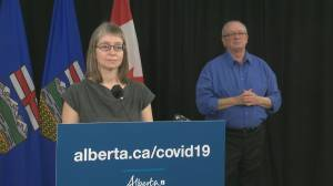 Coronavirus: Alberta records 1,733 new cases, 8 additional deaths Monday (02:16)