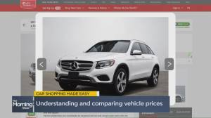 Buying a new/used vehicle? Tips on finding the best deals on wheels (06:09)