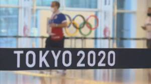 Alarm rises in Tokyo's Olympic Village after 2 athletes test positive for COVID-19 (02:09)