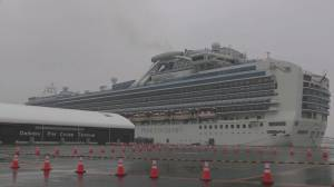 B.C resident coming home after being quarantined on the Diamond Princess