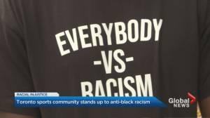 Toronto's Black community reacts to Jacob Blake shooting